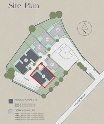 Thumbnail Flat for sale in The Old Bowling Green, Crieff