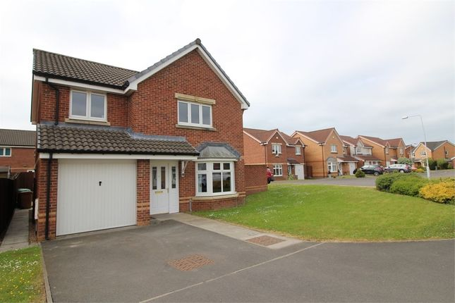Thumbnail Detached house for sale in Pitcairn Place, Kirkcaldy, Fife