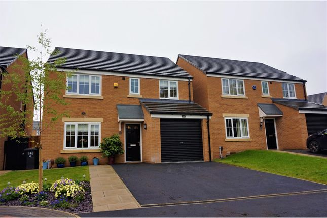 Thumbnail Detached house for sale in Aspen View, Whinmoor, Leeds