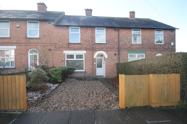 Thumbnail Terraced house for sale in Winton Avenue, Leicester