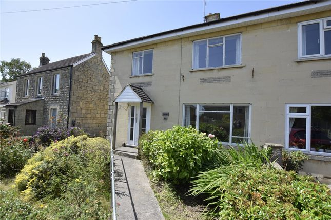 Thumbnail Semi-detached house for sale in Mount Road, Southdown, Bath, Somerset