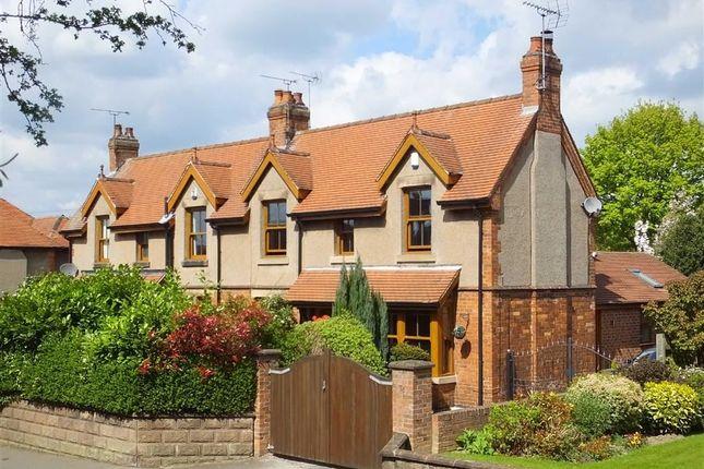 Thumbnail Semi-detached house for sale in Highfield Road, Kilburn, Belper