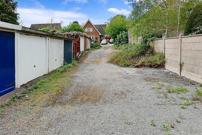 Entrance of Hawkenbury Way, Lewes, East Sussex BN7