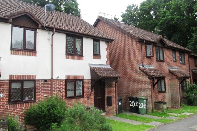 Thumbnail Link-detached house to rent in Stirling Crescent, Hedge End, Southampton, Hampshire
