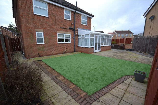 Garden of Howdale Road, Hull, East Riding Of Yorkshire HU8