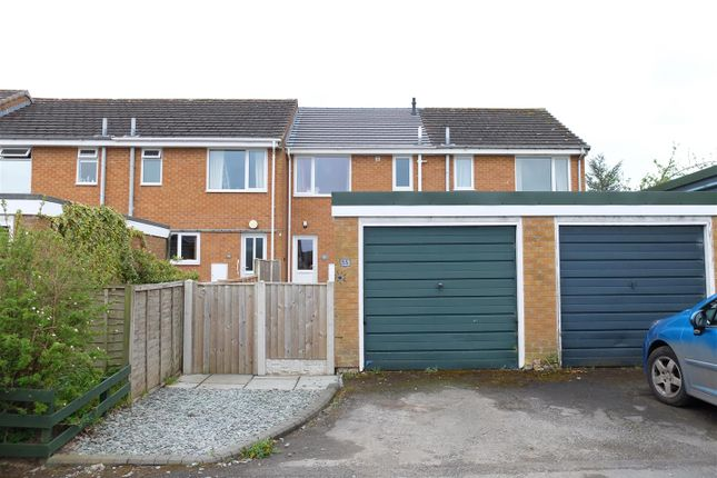 Thumbnail Terraced house for sale in Cairn Wood, Heads Nook, Brampton