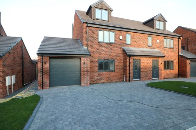 Thumbnail Semi-detached house for sale in Plot 12 Fullerton Close, Vale Road, Thrybergh, Rotherham, South Yorkshire