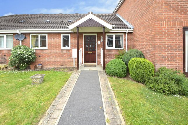 Thumbnail Terraced bungalow for sale in Cooke Close, Long Eaton, Nottingham