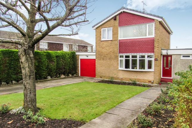Thumbnail Detached house for sale in Cramond Way, Cramlington