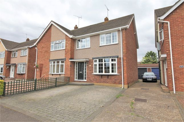Thumbnail Semi-detached house for sale in Painswick Avenue, Stanford-Le-Hope