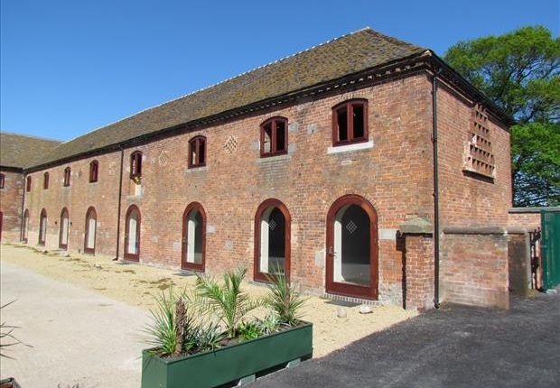 Office to let in Park View Business Centre, Combermere, Whitchurch, Shropshire