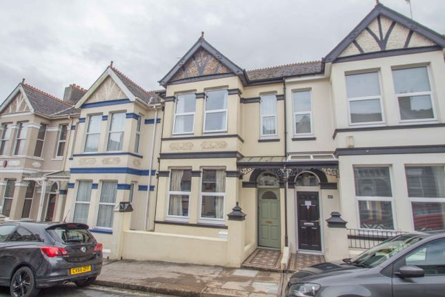 Thumbnail Terraced house for sale in Belair Road, Plymouth