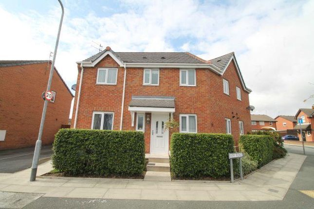 Thumbnail Semi-detached house for sale in Ash Road, Seaforth, Liverpool