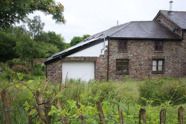Thumbnail Barn conversion for sale in Chawleigh, Chulmleigh