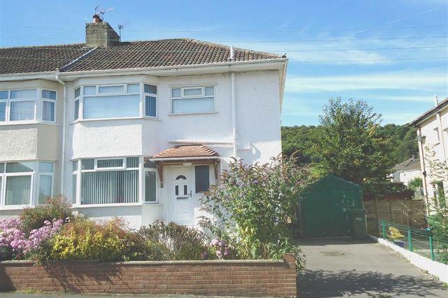 Thumbnail Semi-detached house for sale in Jubilee Road, Kingshill, Dursley