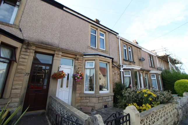 3 bed terraced house to rent in Newsham Road, Bowerham, Lancaster LA1