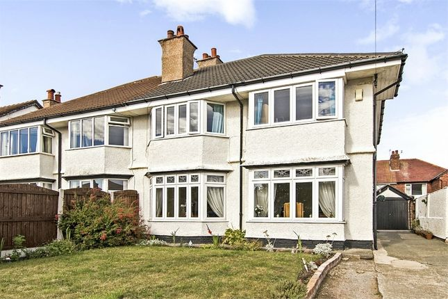 Thumbnail Semi-detached house for sale in Hoyle Road, Wirral, Merseyside