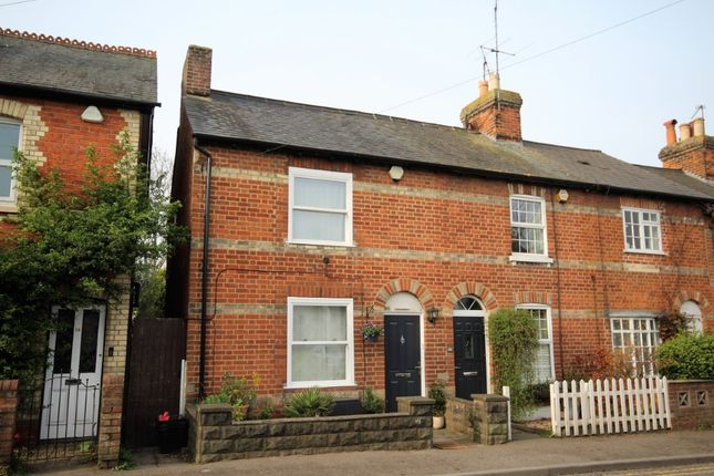 Thumbnail End terrace house for sale in Waltham Road, Twyford