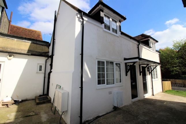Thumbnail Cottage for sale in High Street, Westham
