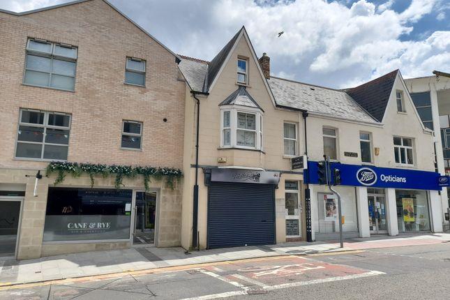 Thumbnail Retail premises for sale in 13 Nolton Street, Bridgend