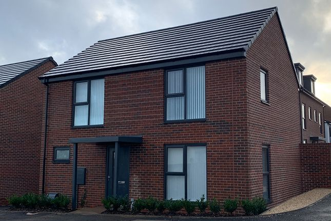 "Thumbnail Property for sale in ""The Aurora"" at Campsall Road, Askern, Doncaster"