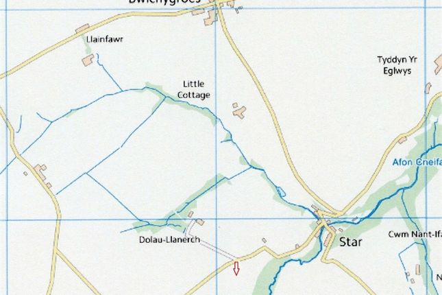 Land for sale in Parc Mawr 18.8 Acres, Penrallt Dolau, Star, Clydey, Llanfyrnach, Pembrokeshire