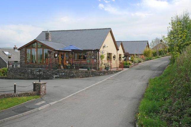 Thumbnail Leisure/hospitality for sale in Sennybridge, Brecon, Powys