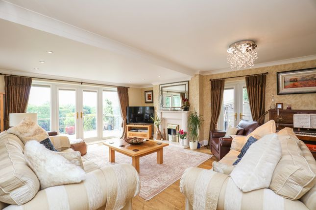 Thumbnail Detached house for sale in Town End, Apperknowle, Dronfield