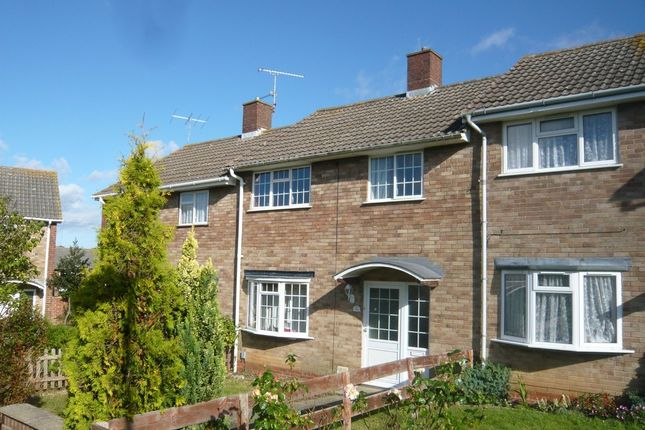 Thumbnail Terraced house to rent in Woburn Gardens, Basingstoke