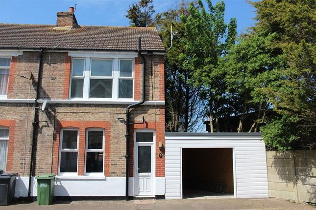 Thumbnail Property to rent in Leopold Road, Bexhill-On-Sea