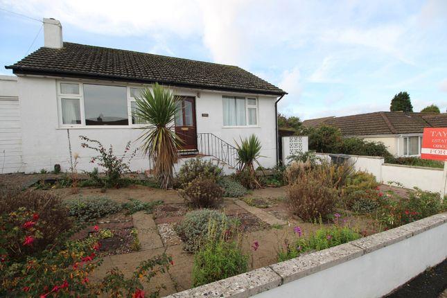 Thumbnail Detached bungalow for sale in Dixon Close, Paignton