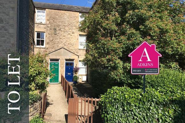 Thumbnail Terraced house to rent in Ashton Road, Siddington, Cirencester