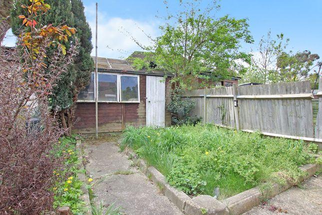 Garden of Kirkham Street, Plumstead Common SE18