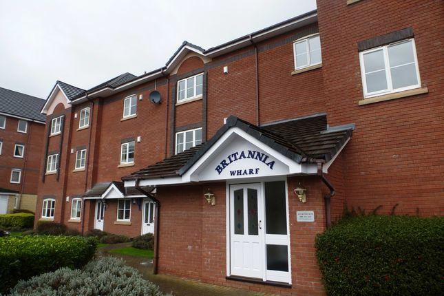 Thumbnail Flat to rent in Britannia Drive, Ashton-On-Ribble, Preston