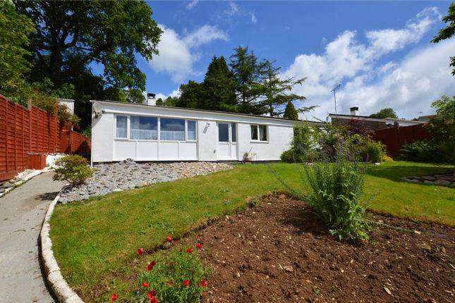 Thumbnail Detached bungalow for sale in Donierts Close, Liskeard, Cornwall