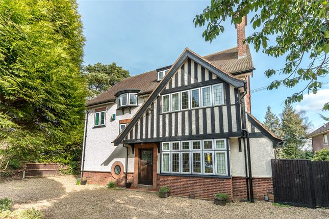 Thumbnail Property to rent in Salisbury Avenue, Harpenden, Hertfordshire