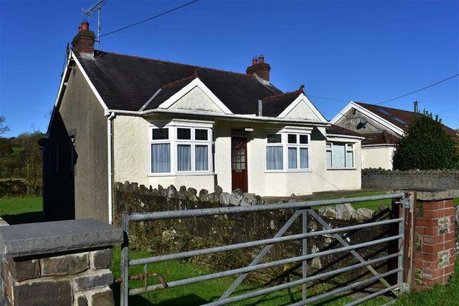 3 bed detached bungalow for sale in Rhyddwen Road, Craig-Cefn-Parc, Swansea