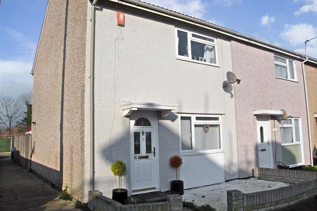 Thumbnail End terrace house for sale in Powell Cotton Drive, Birchington, Kent