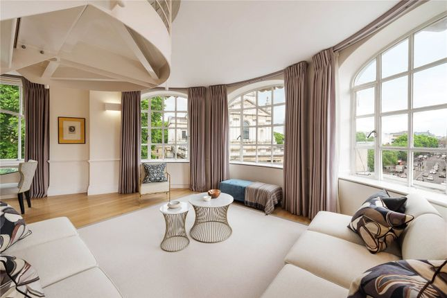 Thumbnail Flat for sale in Empire House, Thurloe Place, London