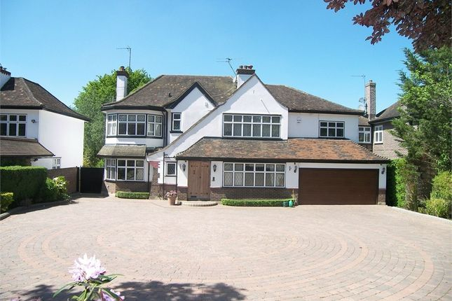 Thumbnail Detached house for sale in Great North Road, Brookmans Park, Hertfordshire