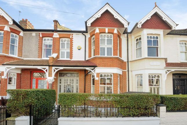 Thumbnail Terraced house to rent in Ashen Grove, London