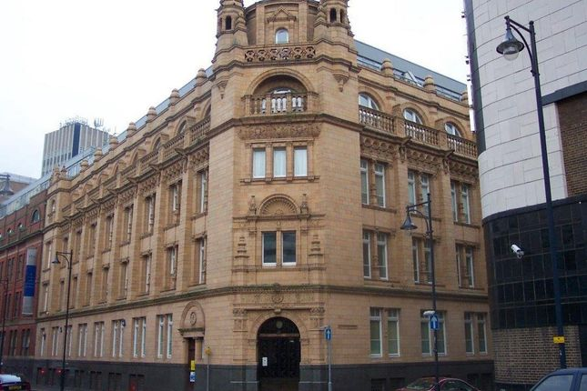 2 bed flat to rent in Alexandra House, 47 Rutland Street, Leicester