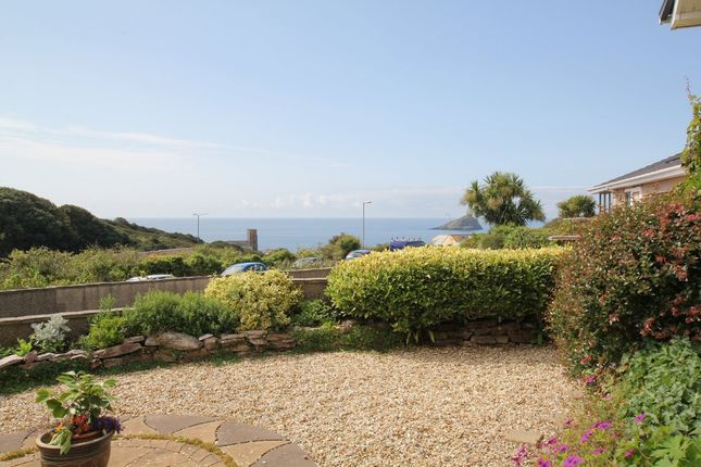 Thumbnail Detached bungalow for sale in Southland Park Road, Wembury, Plymouth