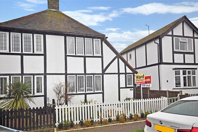 Thumbnail Semi-detached house for sale in Fernlea Avenue, Herne Bay, Kent