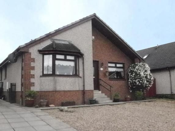 Thumbnail Bungalow for sale in Honeywell Crescent, Chapelhall, Airdrie, North Lanarkshire