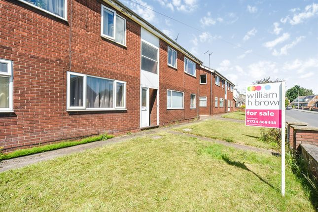 Thumbnail Flat for sale in Warwick Road, Scunthorpe