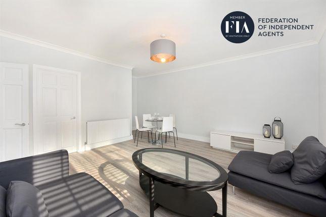 Living Room of Ranelagh Gardens, London SW6