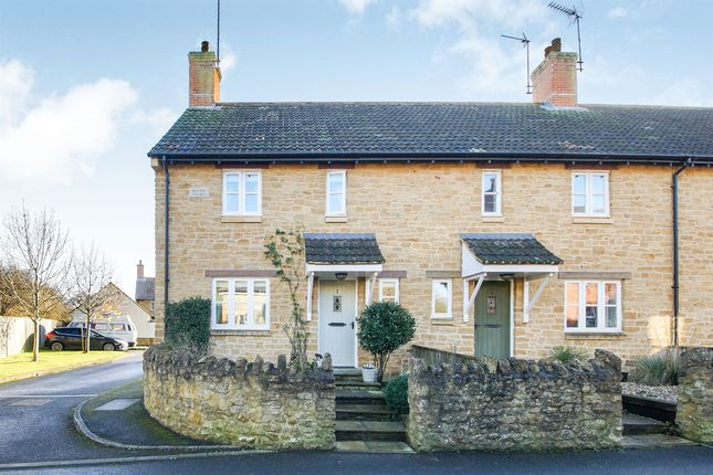 Thumbnail End terrace house for sale in Silver Street, Misterton, Crewkerne