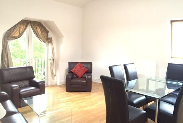 Thumbnail Flat to rent in Queens Road, Hendon, London