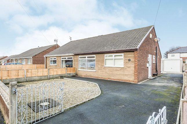 Thumbnail Bungalow to rent in Irongate, Bamber Bridge, Preston